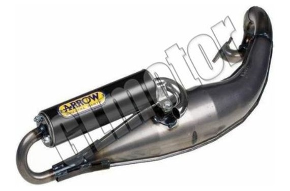 Arrow Street black CPI / Keeway Sport kipufogó dob fekete Keeway robogó / CPI blokkos motor